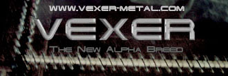 The site of coolest band VEXER